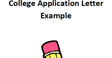 Sample Letter of Application - Career Services - UW Bothell
